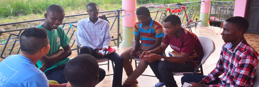 Seven (7) people mobilized for missions  through virtual Mentoring in Missions (MiM)