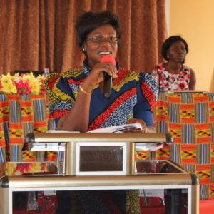 Mrs. Georgina Baffour Awuah