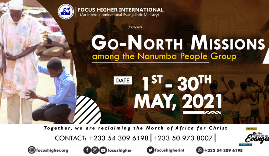 Go-North Missions among the Nanumbas